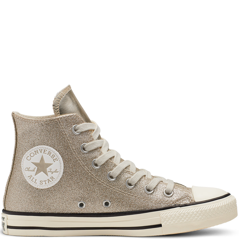 Converse CTAS OX 564851C Light Gold Womens UK 3-8