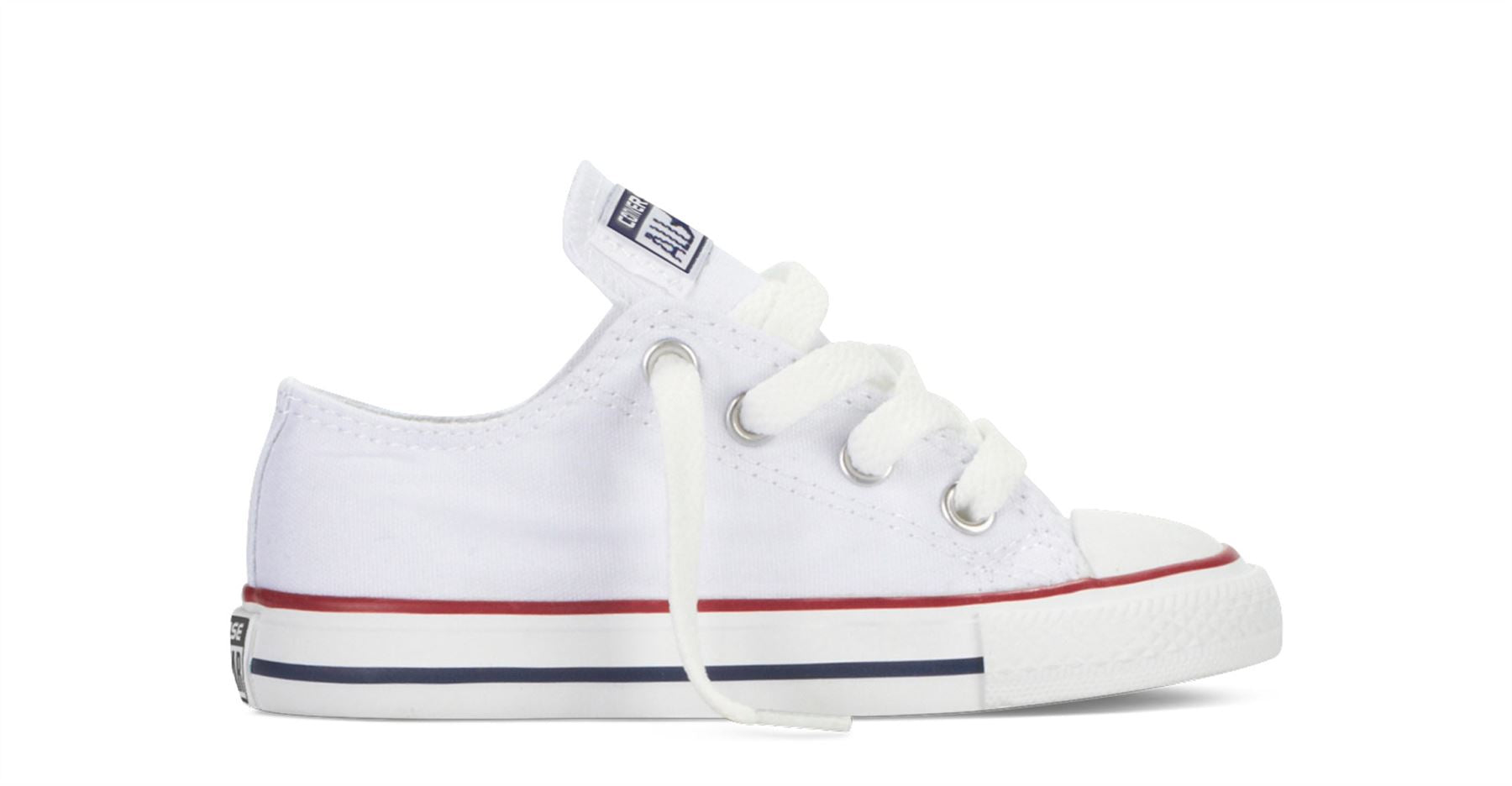 CONVERSE INF C/T A/S OX OPTICAL WHITE 7J256C