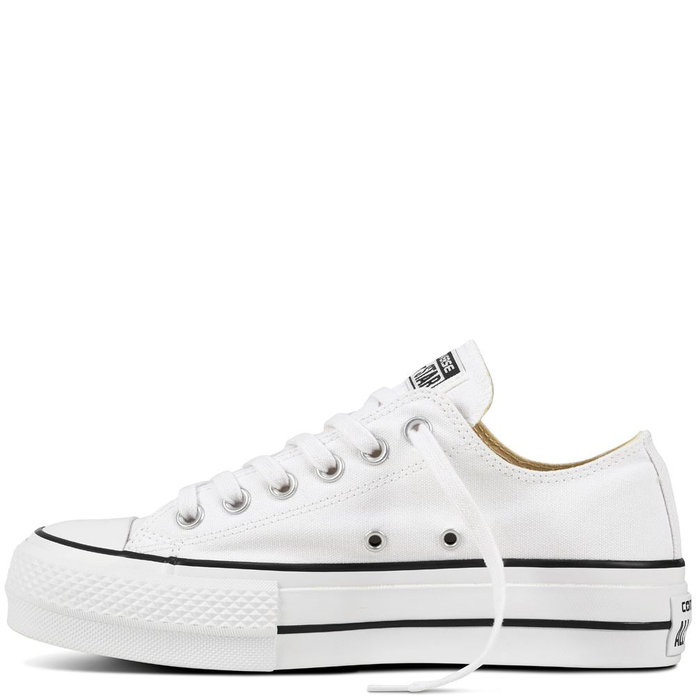e672c8699ba5b Converse CTAS Lift OX 560251C White – ViviFashion
