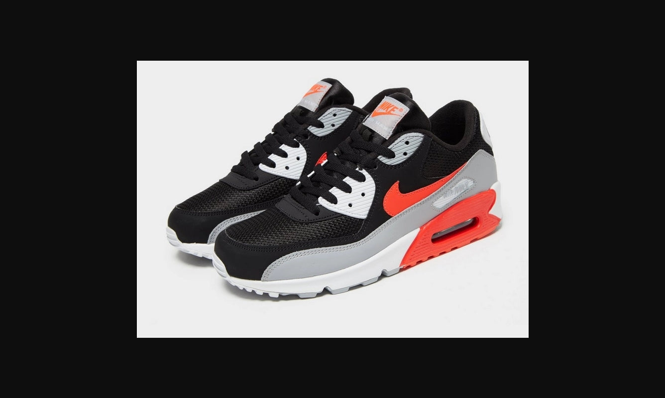 hot sale online 0bdce f54fd Nike Air Max 90 Essential AJ1285 012 Wolf Grey – ViviFashion