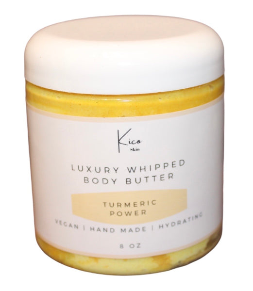 Turmeric Power Shea Cocoa Butter