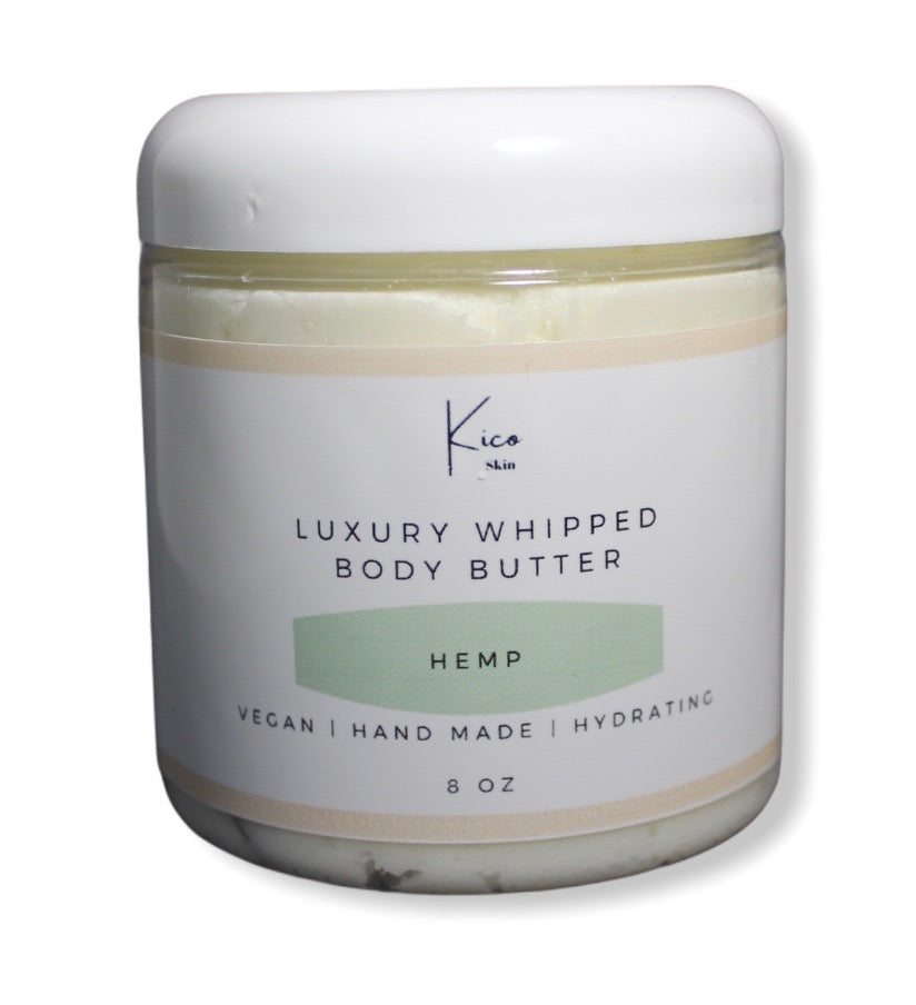 Hemp Luxury Whipped Body Butter