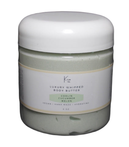 Cucumber Melon Luxury Body Butter 🥒🍈
