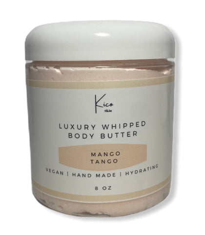 Mango Tango Luxury Whipped Body Butter