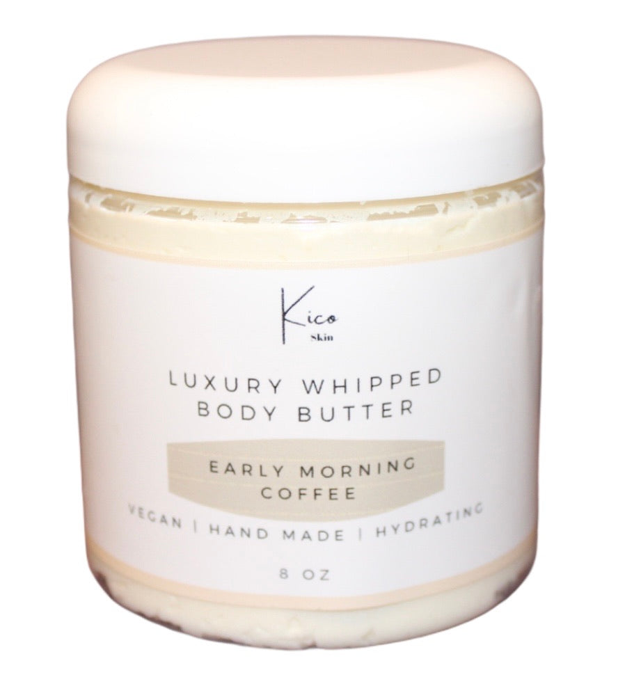 Early Morning Coffee Luxury Body Butter ☕️