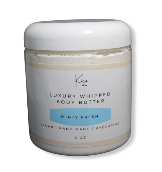 Minty Fresh Luxury Whipped Body Butter