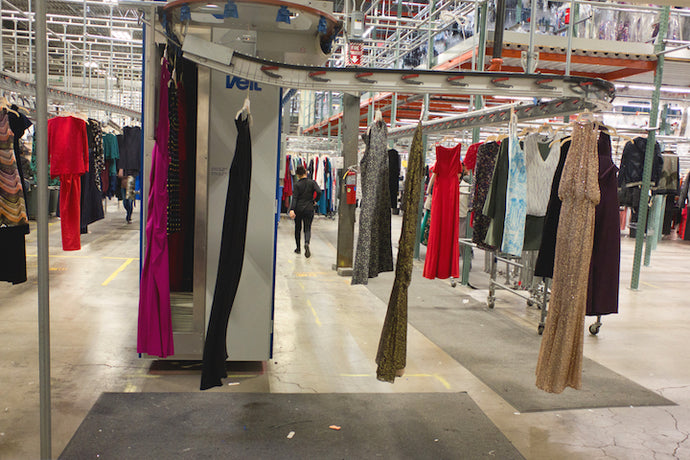 How does clothing rental work?