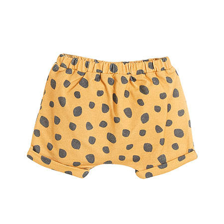 Leopard Bubble Shorts