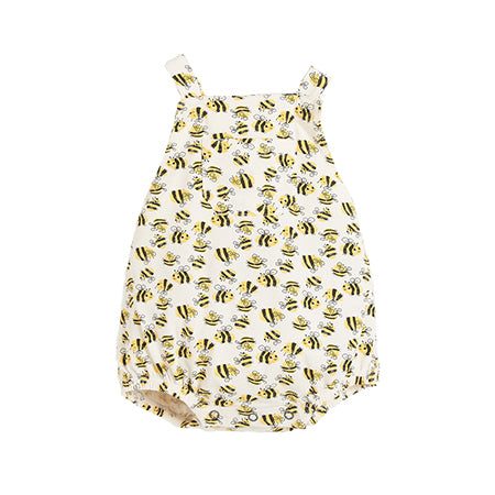 Bee Dungaree Romper