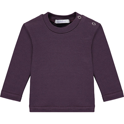 Plum Long Sleeve Top