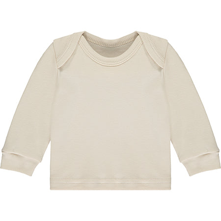 Oatmeal Long Sleeve Top
