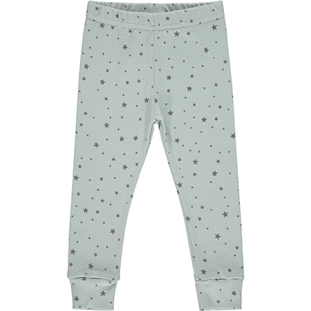 Grey Star Pyjama Bottoms