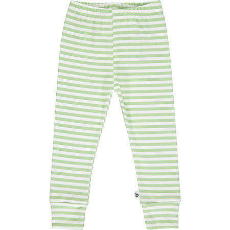 Green Striped Pyjama Bottoms