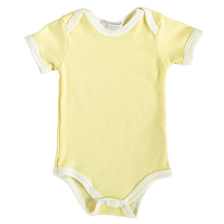Lemon Short Sleeve Bodysuit