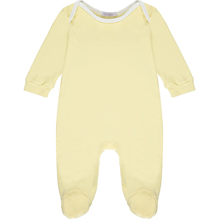 Lemon Sleepsuit