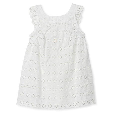 Hatley White Floral Dress