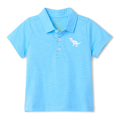 Blue Polo Shirt