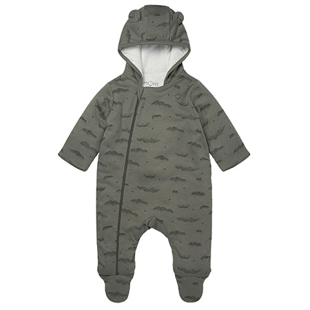 MORI Khaki Cloud Snugsuit