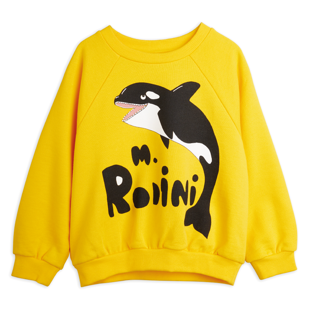 Yellow Orca Jumper