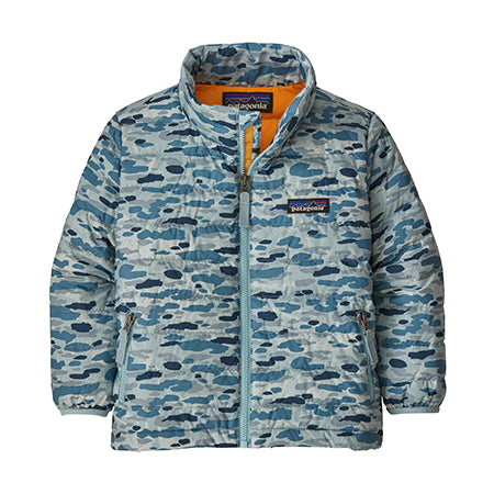Patagonia Camo Down Sweater Jacket