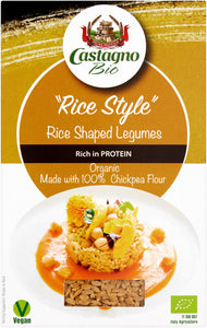 'RICE STYLE' 100% CHICKPEAS 250g