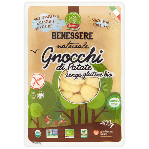 FREE FROM ORGANIC GNOCCHI 400g