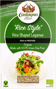 'RICE STYLE' 100% GREEN PEAS 250g