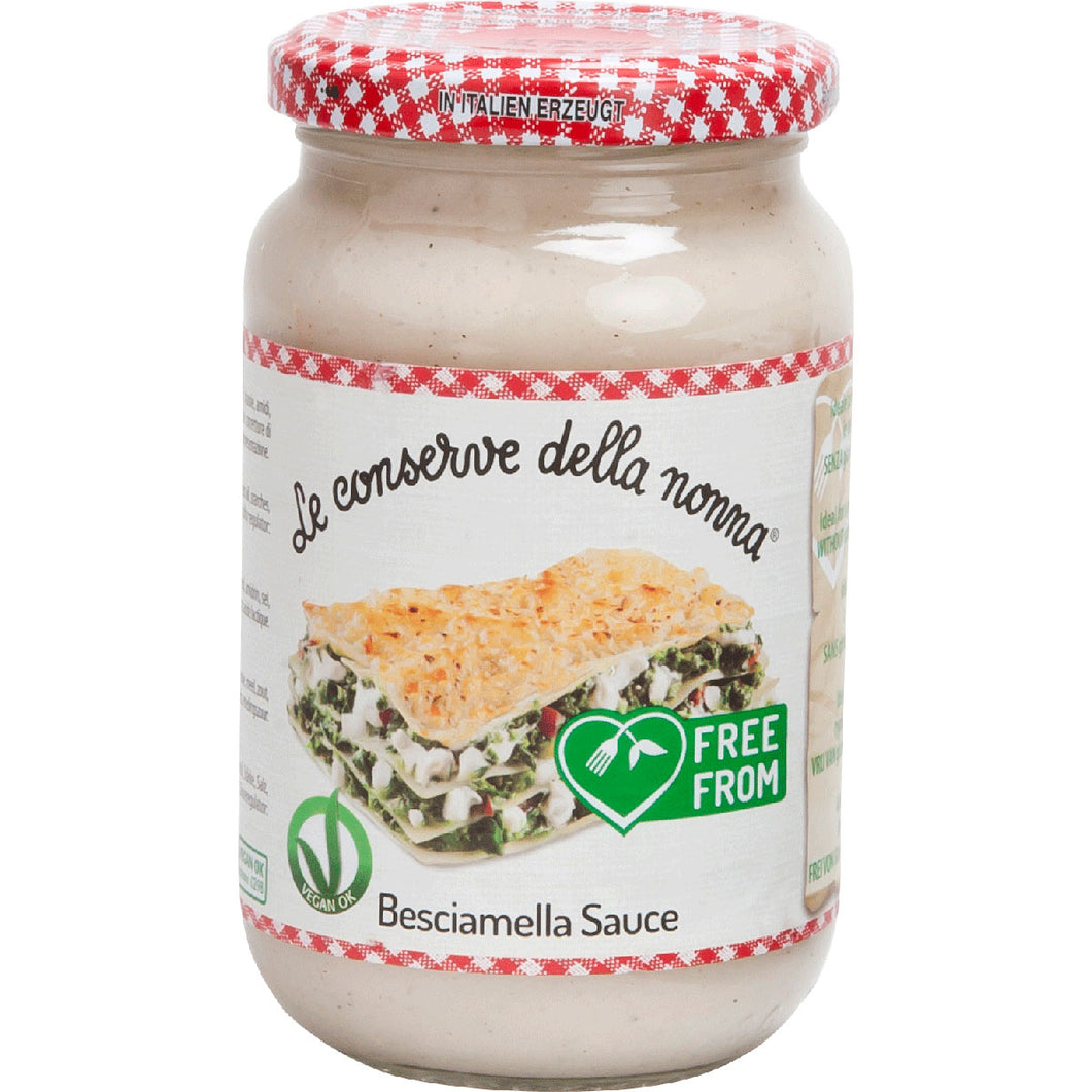 FREE FROM VEGAN BÉCHAMEL SAUCE 340g