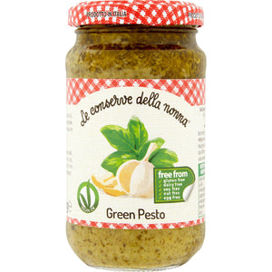 FREE FROM VEGAN GREEN BASIL PESTO 185g
