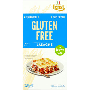 FREE FROM LASAGNE 250g