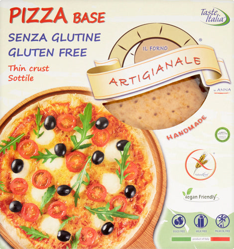 FREE FROM PIZZA BASES 2 x 150g