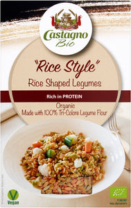 'RICE STYLE' 100% TRICOLORE LEGUMES 250g