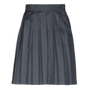 Falda pleated