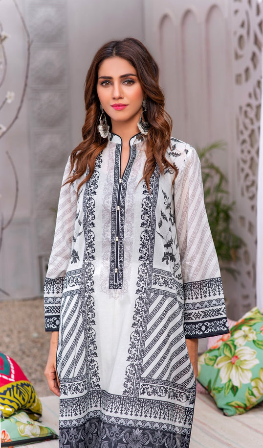 ILACE LAWN KURTI's COLLECTION