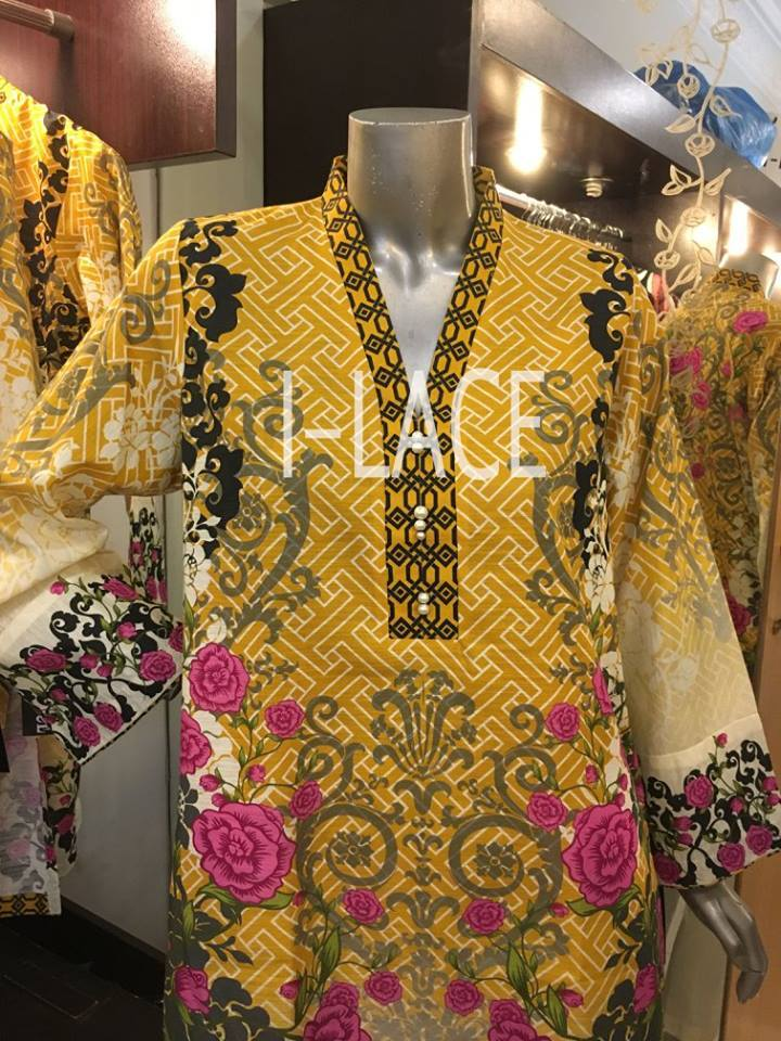 ILC 628 Yellow - I-LACE