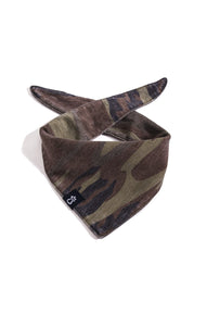Camo Green Dog Bandana