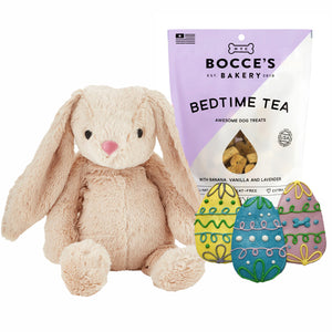 'Some Bunny Loves You' Easter Basket - Big Dog