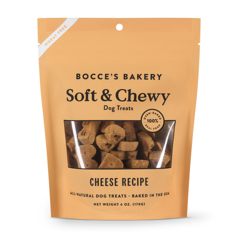Soft & Chewy Cheese Treats