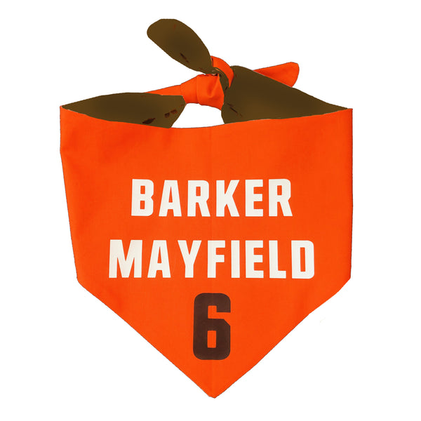 BARKer Mayfield Bandana