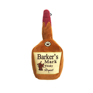 Barker's Mark Plush Toy