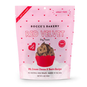 Red Velvet Soft & Chewy Treats