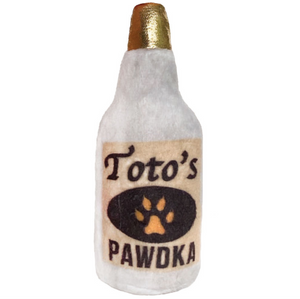 Toto's Pawdka Cat Toy