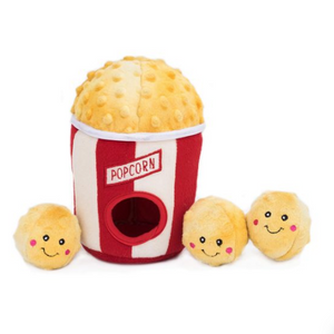 Burrow Toy - Popcorn Bucket