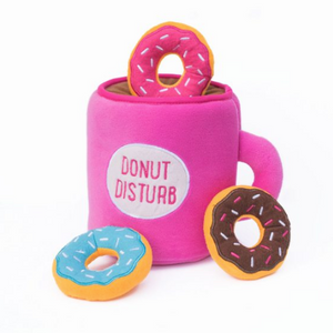 Burrow Toy - Coffee & Donutz