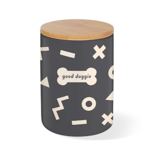 Good Doggie Treat Jar