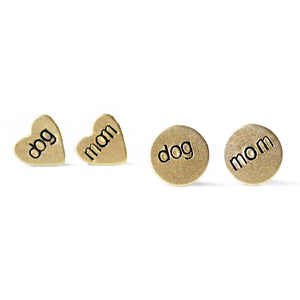 Dog Mom Earrings