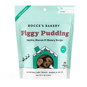 Figgy Pudding Soft & Chewy Treats