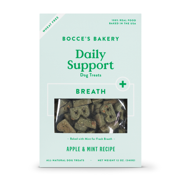 Breath Aid Dog Biscuits
