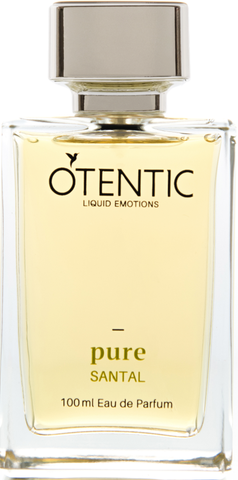 Otentic Perfumes Pure Santal