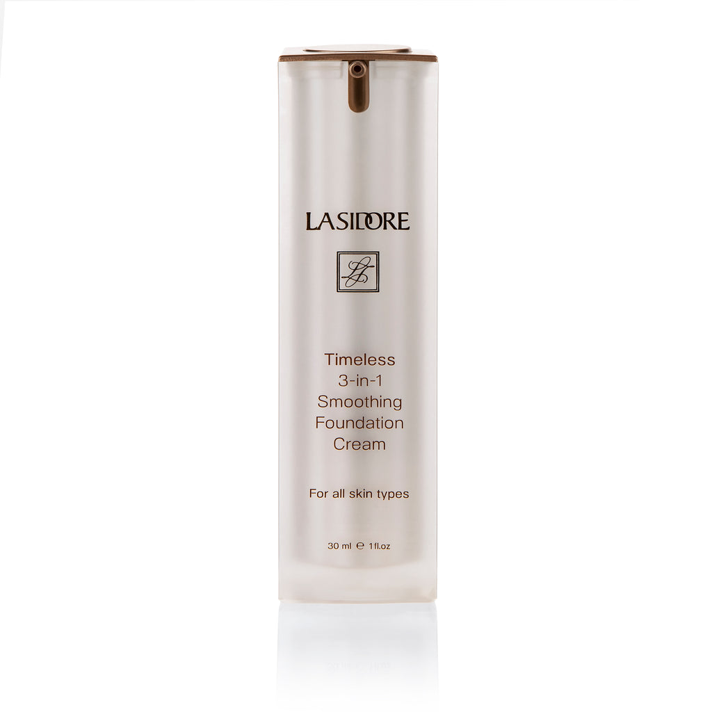 3-in-1 Smoothing Foundation Cream